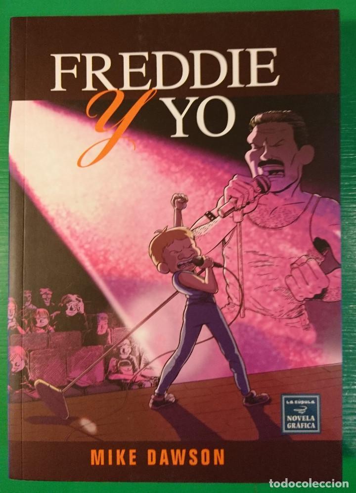 FREDDIE Y YO, DE MIKE DAWSON (Tebeos y Comics - La Cúpula - Comic USA)