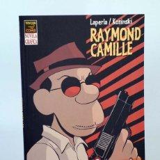 Cómics: RAYMOND CAMILLE EXITO TRIUNFO VICTORIA (LAPERLA / KOSINSKI) LA CÚPULA, 2002. OFRT. Lote 274398773