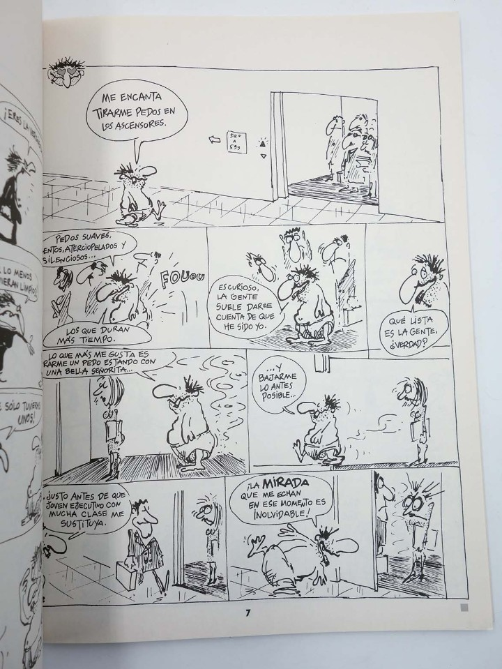Cómics: ME PARTO 13. CERDO ASQUEROSO (Reiser) La Cúpula, 2000. OFRT antes 5E - Foto 2 - 223669247