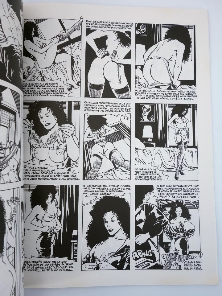 Cómics: COLECCIÓN X 54. CALL GIRL LÍNEA CALIENTE (Tobalina / Martí) La Cúpula, 1992. OFRT - Foto 4 - 271990403