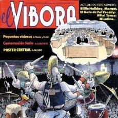 Cómics: EL VÍBORA- Nº 137- Y SUS MEJORES AUTORES-LAURA-SCHULTHEISS-NAZARIO-MUÑOZ Y SAMAPAYO-1991-BUENO-7630. Lote 109082939