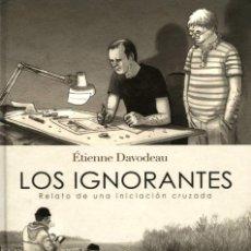 Cómics: LOS IGNORANTES, DE ETIENNE DAVODEAU (LA CÚPULA, 2012) 270 PÁGINAS. Lote 109358799