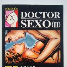 Cómics: COLECCIÓN X Nº 50 DOCTOR SEXO (II) ARGOR). Lote 109381619