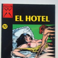 Cómics: COLECCIÓN X Nº 32 EL HOTEL (HOPPER). Lote 109382727