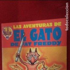 Cómics: EL GATO DE FAT FREDDY - OBRAS COMPLETAS SHELTON 10 - RUSTICA. Lote 109438031