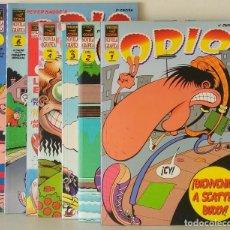 Comics: PETER BAGGE - ODIO - 7 CÓMICS ED. LA CÚPULA. Lote 109874711