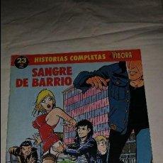 Cómics: HISTORIAS COMPLETAS EL VIBORA Nº 23 EDICIONES LA CUPULA ESTADO BUENO . Lote 109999843