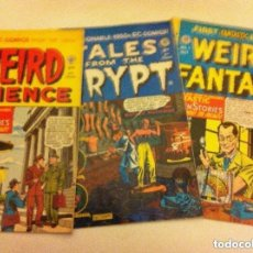 Cómics: EC COMICS - LOTE DE 3 - AÑOS 1992/94 - A ESTRENAR. Lote 110112151