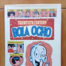 Cómics: TOMO TWENTIETH CENTURY. BOLA OCHO DE DANIEL CLOWES - TAPA DURA EDICIONES LA CÚPULA. Lote 110477575