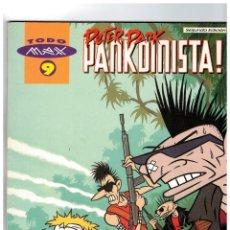 Cómics: PETER PANK PANKDINISTA! -TODO MAX 9-. Lote 120681440