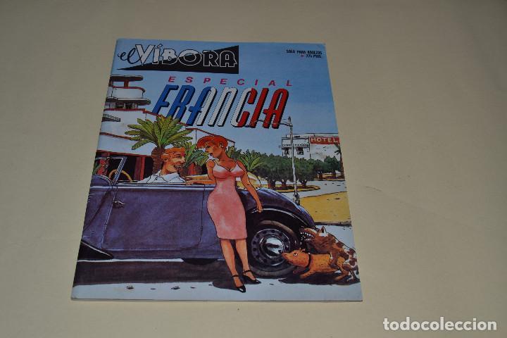 ESPECIAL FRANCIA EL VIBORA (Tebeos y Comics - La Cúpula - El Víbora)