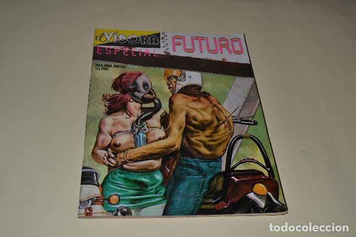 ESPECIAL FUTURO EL VIBORA (Tebeos y Comics - La Cúpula - El Víbora)