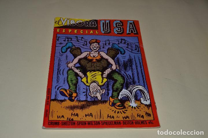 ESPECIAL USA EL VIBORA (Tebeos y Comics - La Cúpula - El Víbora)