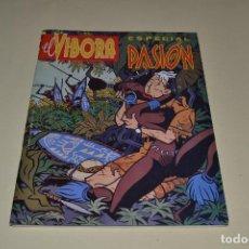 Cómics: ESPECIAL PASION EL VIBORA. Lote 111825355