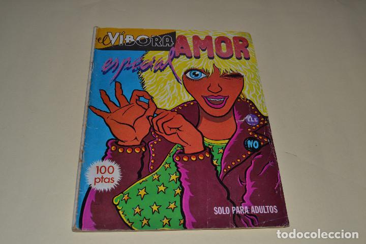 ESPECIAL AMOR EL VIBORA (Tebeos y Comics - La Cúpula - El Víbora)