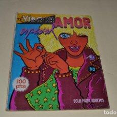 Cómics: ESPECIAL AMOR EL VIBORA. Lote 111825407