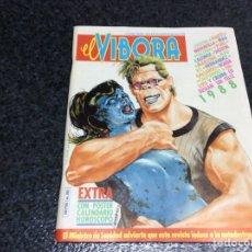 Cómics: EL VIBORA Nº 95 EXTRA 1988 - CON POSTER CALENDARIO ( NUEVO ). Lote 111986307