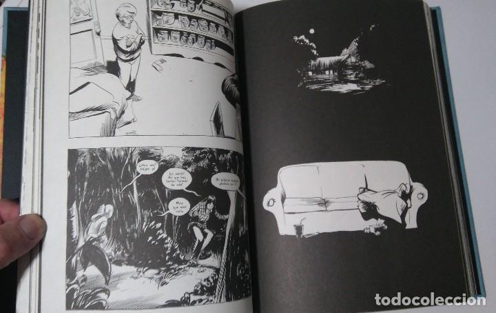 Cómics: Tragame entera. Nate Powell. La Cupula novela grafica. 2009 - Foto 4 - 112007251