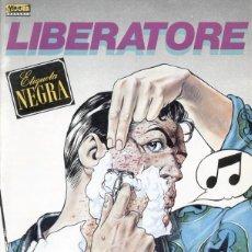 Cómics: LIBERATORE, COMIC, EDICIONES LA CÚPULA. Lote 112563231