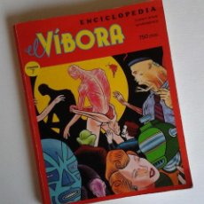 Cómics: EL VÍBORA ENCICLOPEDIA. TOMO CON LOS NºS 41 AL 43. CHARLES BURNS, LIBERATORE, MARTÍ ETC.. Lote 112592007