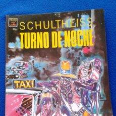 Cómics: SHULTHEISS: TURNO DE NOCHE. Lote 113571895