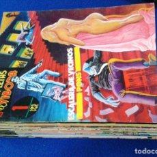 Cómics: HISTORIAS COMPLETAS EL VÍBORA - LOTE DE 17 NÚMEROS. Lote 113608607
