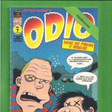 Cómics: ODIO - DÍA DE PRIVA Y ROSAS - VOL. 7 - PETER BAGGE - 2002 - 1ª EDICIÓN. - NUEVO. . Lote 114904767
