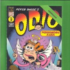 Cómics: ODIO - PERSIGUIENDO A LISA - VOL. 9 - PETER BAGGE - 2003 - 1ª EDICIÓN. - NUEVO. . Lote 114905387