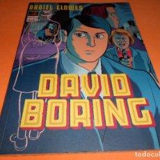Cómics: DAVID BORING / AUTOR : DANIEL CLOWES . BUEN ESTADO.. Lote 115495763
