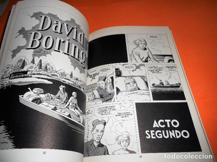 Cómics: DAVID BORING / AUTOR : DANIEL CLOWES . Buen estado. - Foto 4 - 115495763