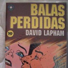 Cómics: BALAS PERDIDAS #19 (LA CÚPULA). Lote 115650447