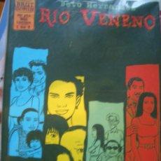 Cómics: RÍO VENENO #1-4 (COMPLETA, LA CÚPULA). Lote 115651847