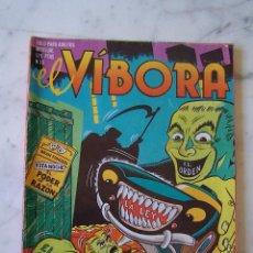 Cómics: EL VÍBORA. Nº 35.. Lote 116053971