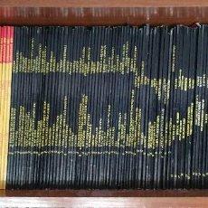 Cómics: COLECCIÓN X DE LA CUPULA. COLECCIÓN COMPLETA DE 127 TOMOS. 1987-2005. Lote 116367115