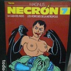 Cómics: NECRON . Lote 116445143