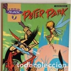 PETER PUNK - MAX. EDICIONES LA CÚPULA (Tebeos y Comics - La Cúpula - Autores Españoles)