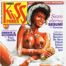 Cómics: COMIX KISS COMIX Nº 61. Lote 118571491