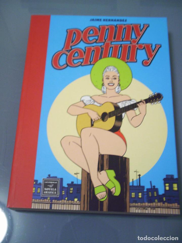 PENNY CENTURY - JAIME HERNANDEZ. (Tebeos y Comics - La Cúpula - Comic USA)