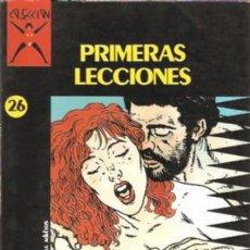 Cómics: COLECCIÓN X PRIMERAS LECCIONES LA CÚPULA. Lote 118729135