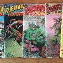 Cómics: GILBERT SHELTON - WONDER WART-HOG, EL SUPERSERDO - 7 NUMEROS. Lote 118900331
