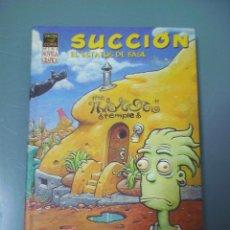 Cómics: SUCCIÓN - DAVE COOPER.. Lote 118937351