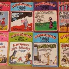 Cómics: COMICICLO DE FORGES Nº 1,2,3,4,5,6,7,8. Lote 119165543