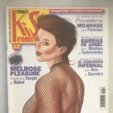 Cómics: KISS COMIX #52. Lote 119436818
