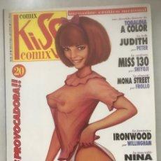 Cómics: KISS COMIX #20. Lote 119531180