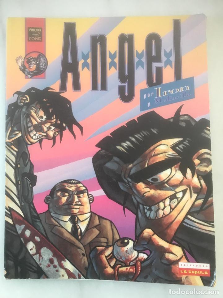 ANGEL POR IRON Y MEDIAVILLA (Tebeos y Comics - La Cúpula - Autores Españoles)