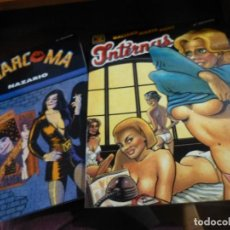 Cómics: ANARCOMA DE NAZARIO E INTERNAS DE GALIANO - MARTA PONS, 4 EDICION, VIBORA COMIX. Lote 120137123