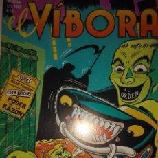 Cómics: EL VIBORA Nº 35. Lote 120189443