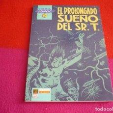 Cómics: EL PROLONGADO SUEÑO DEL SR. T ( MAX ) ¡MUY BUEN ESTADO! LA CUPULA . Lote 120193847