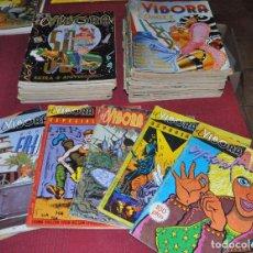 Cómics: EL VIBORA. 6 NÚMEROS ESPECIALES Y 33 NÚMEROS SUELTOS. Lote 120261615