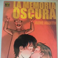 Cómics: LA MATERIA OSCURA JAIME MARTIN. Lote 120401519